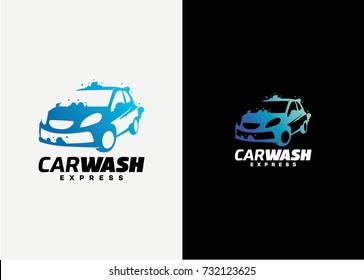 car wash logo design template stock vector royalty free 1103716664