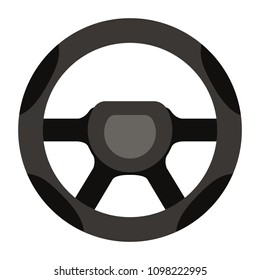 car wheel control icon