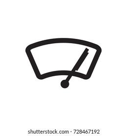 car wiper icon