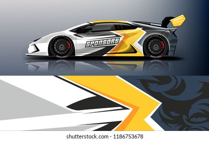 Car Sticker Images, Stock Photos & Vectors | Shutterstock