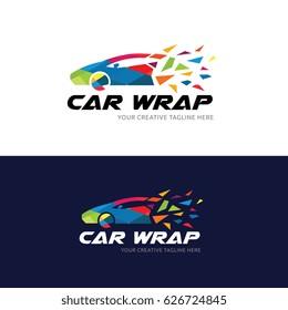 Car Wrap logo