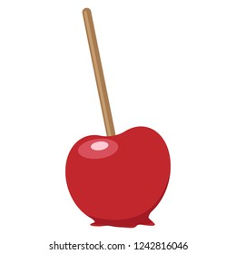 Caramel Apple Drawing Stock Vectors Images Vector Art Shutterstock