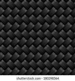 A carbon fiber seamless pattern design.