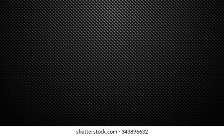 Carbon fiber texture. Vector background.