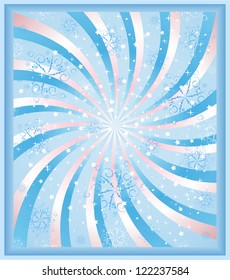card backgrounds a snowflake for new year and christmas