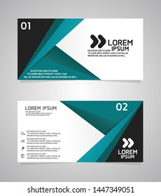 card business modern creative business card and name card