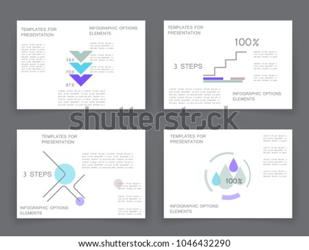 Cards design templates design business report stock vector royalty cards design templates design for business report card wajeb Images