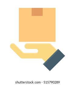 Care Delivery Vector Icon