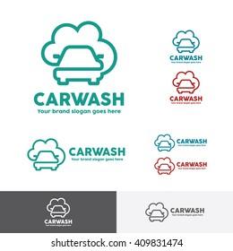 Care Wash Logo