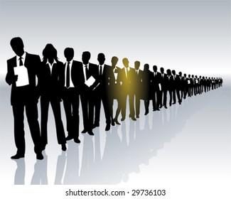 career - one among many