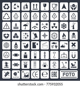 Packaging Symbols Images, Stock Photos & Vectors | Shutterstock