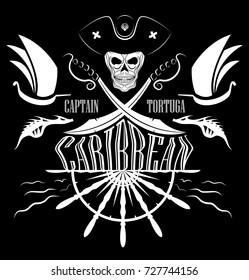 caribbean captain tortuga