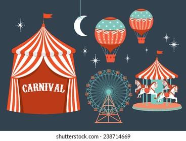 carnival vector/illustration