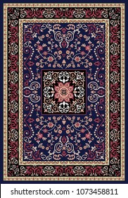 Carpet Rugs Oriental Turkish Persian Ready For Production complex design , high quality drawing , very good as oriental carpet & rugs available in high resolution to fit the needs of your project