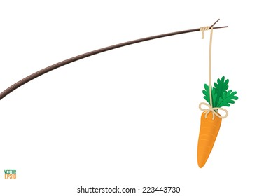 Image result for the dangling carrot