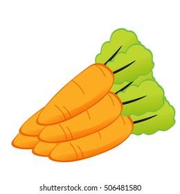 Carrot Cartoon Images Stock Photos Vectors Shutterstock