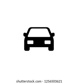 cars icon vector. cars vector graphic illustration