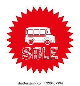 cars on sale design, vector illustration eps10 graphic