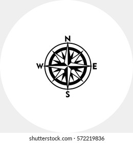 Cartography simple icon