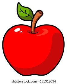 cartoon apples images stock photos vectors shutterstock rh shutterstock com cartoon apple watch cartoon apple tree
