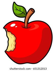cartoon apples images stock photos vectors shutterstock rh shutterstock com cartoon appleseed cartoon apples with faces