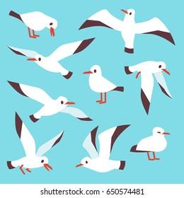 cartoon seagull images stock photos vectors shutterstock rh shutterstock com cartoon seagull 3d model cartoon seagulls clipart