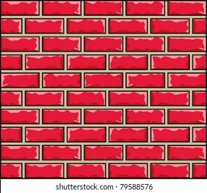 cartoon brick wall images stock photos vectors shutterstock rh shutterstock com cartoon brick wall texture cartoon brick wall black and white