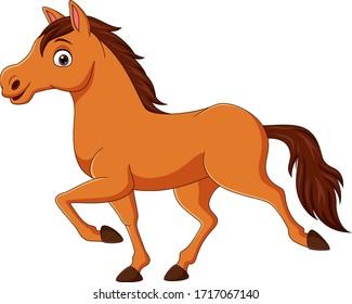 happy horse cartoon high res stock images | shutterstock  shutterstock