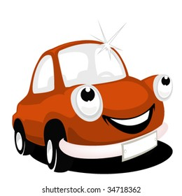 Cartoon Cars Images Stock Photos Vectors Shutterstock
