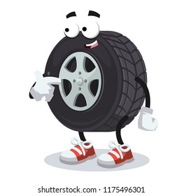 Wheel Cartoon Images, Stock Photos & Vectors | Shutterstock