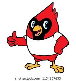 Cardinal Cartoon Images Stock Photos Vectors Shutterstock