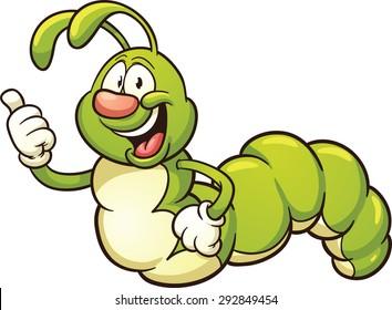 caterpillar cartoon images stock photos vectors shutterstock rh shutterstock com clipart caterpillar head clipart caterpillar