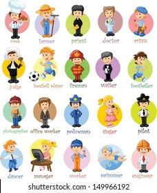 Download Jobs Cartoon Pictures Pics