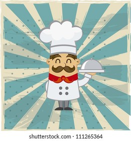 Cartoon Chef Images, Stock Photos & Vectors | Shutterstock