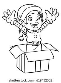 Elf Draw Images, Stock Photos \u0026 Vectors