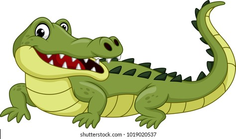 Cartoon Crocodile Images, Stock Photos & Vectors | Shutterstock