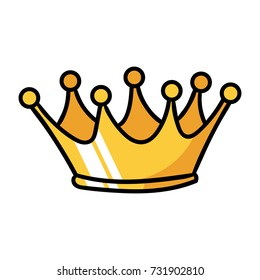 cartoon crown images stock photos vectors shutterstock rh shutterstock com cartoon crown no background cartoon crown transparent background