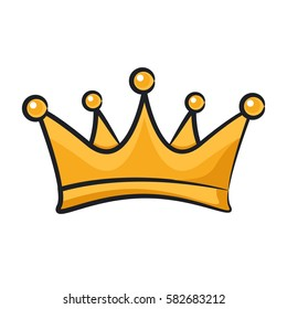 King Crown Cartoon Images Stock Photos Vectors Shutterstock Cute cartoon crown on transparent background png. https www shutterstock com image vector cartoon crown symbol 582683212