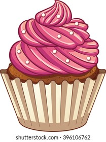 cupcake cartoon images stock photos vectors shutterstock rh shutterstock com cute cartoon cupcake pictures cute cartoon cupcake pictures