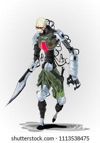 Imágenes Fotos De Stock Y Vectores Sobre Robot Anime