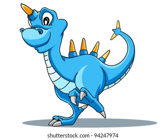 cartoon dragon twenty four