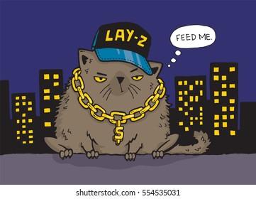 Cats Gang Images Stock Photos Vectors Shutterstock