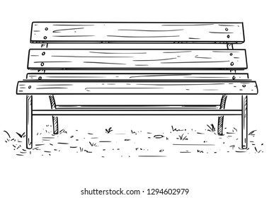 Drawing Bench Images Stock Photos Vectors Shutterstock