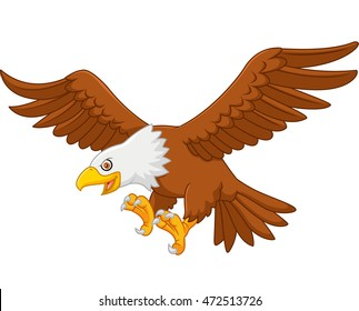 Image result for eagles cartoon