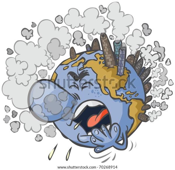Картинки на тему загрязнения планеты