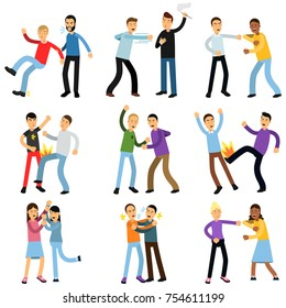 Fighting Pose Images Stock Photos Vectors Shutterstock