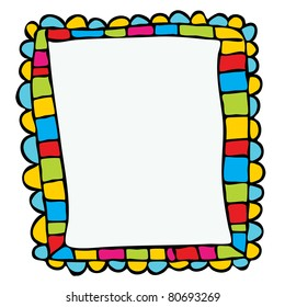 cartoon frame