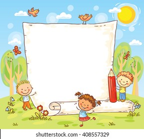 Cartoon Frame High Res Stock Images Shutterstock