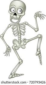 Human Skeleton Cartoon Images Stock Photos Vectors Shutterstock