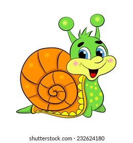 snail clipart images stock photos vectors shutterstock rh shutterstock com snail clip art free snail clipart free